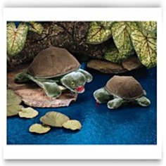 On Sale2021 Plush Turtle Hand Puppet