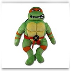 Michelangelo Plush Figure Backpack 18
