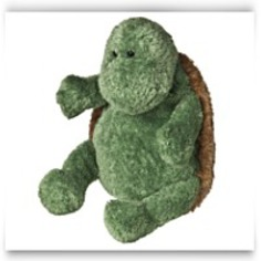 Plush Hackensack Turtle Large 16
