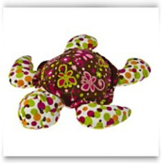 Print Pizzazz Plush Flutter Turtle 14