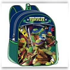 Teenage Mutant Ninja Turtles 15 Backpack