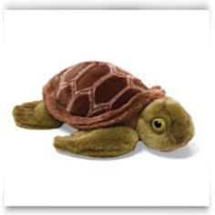 Turtle Small 11 Plush