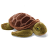 gund turtle plush realistic-looking patterned shell